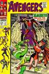 Avengers #47 Comic Books - Covers, Scans, Photos  in Avengers Comic Books - Covers, Scans, Gallery