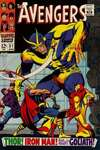Avengers #51 Comic Books - Covers, Scans, Photos  in Avengers Comic Books - Covers, Scans, Gallery