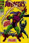 Avengers #52 comic books - cover scans photos Avengers #52 comic books - covers, picture gallery