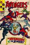Avengers #53 Comic Books - Covers, Scans, Photos  in Avengers Comic Books - Covers, Scans, Gallery