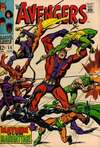Avengers #55 Comic Books - Covers, Scans, Photos  in Avengers Comic Books - Covers, Scans, Gallery