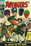 Avengers #60 comic books - cover scans photos Avengers #60 comic books - covers, picture gallery
