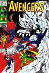 Avengers #61 comic books - cover scans photos Avengers #61 comic books - covers, picture gallery