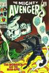 Avengers #62 Comic Books - Covers, Scans, Photos  in Avengers Comic Books - Covers, Scans, Gallery