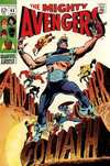 Avengers #63 comic books for sale