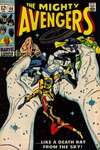 Avengers #64 comic books - cover scans photos Avengers #64 comic books - covers, picture gallery