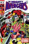 Avengers #66 Comic Books - Covers, Scans, Photos  in Avengers Comic Books - Covers, Scans, Gallery