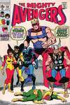 Avengers #68 comic books - cover scans photos Avengers #68 comic books - covers, picture gallery