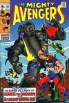 Avengers #69 comic books - cover scans photos Avengers #69 comic books - covers, picture gallery
