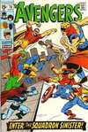 Avengers #70 Comic Books - Covers, Scans, Photos  in Avengers Comic Books - Covers, Scans, Gallery