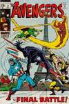 Avengers #71 Comic Books - Covers, Scans, Photos  in Avengers Comic Books - Covers, Scans, Gallery