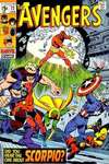 Avengers #72 Comic Books - Covers, Scans, Photos  in Avengers Comic Books - Covers, Scans, Gallery