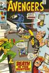 Avengers #74 Comic Books - Covers, Scans, Photos  in Avengers Comic Books - Covers, Scans, Gallery