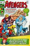 Avengers #75 Comic Books - Covers, Scans, Photos  in Avengers Comic Books - Covers, Scans, Gallery