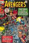 Avengers #76 Comic Books - Covers, Scans, Photos  in Avengers Comic Books - Covers, Scans, Gallery