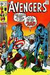 Avengers #78 Comic Books - Covers, Scans, Photos  in Avengers Comic Books - Covers, Scans, Gallery