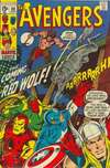 Avengers #80 Comic Books - Covers, Scans, Photos  in Avengers Comic Books - Covers, Scans, Gallery