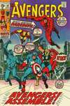 Avengers #82 Comic Books - Covers, Scans, Photos  in Avengers Comic Books - Covers, Scans, Gallery