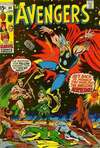 Avengers #84 comic books - cover scans photos Avengers #84 comic books - covers, picture gallery