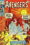 Avengers #85 Comic Books - Covers, Scans, Photos  in Avengers Comic Books - Covers, Scans, Gallery