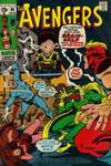 Avengers #86 Comic Books - Covers, Scans, Photos  in Avengers Comic Books - Covers, Scans, Gallery