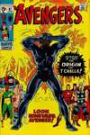 Avengers #87 Comic Books - Covers, Scans, Photos  in Avengers Comic Books - Covers, Scans, Gallery