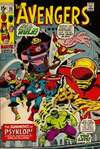 Avengers #88 Comic Books - Covers, Scans, Photos  in Avengers Comic Books - Covers, Scans, Gallery