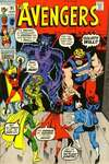 Avengers #91 comic books - cover scans photos Avengers #91 comic books - covers, picture gallery