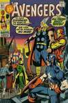 Avengers #92 Comic Books - Covers, Scans, Photos  in Avengers Comic Books - Covers, Scans, Gallery