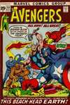 Avengers #93 Comic Books - Covers, Scans, Photos  in Avengers Comic Books - Covers, Scans, Gallery