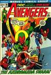 Avengers #96 comic books - cover scans photos Avengers #96 comic books - covers, picture gallery