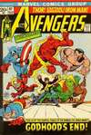 Avengers #97 comic books - cover scans photos Avengers #97 comic books - covers, picture gallery