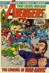 Avengers #98 comic books - cover scans photos Avengers #98 comic books - covers, picture gallery