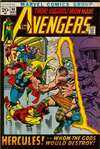 Avengers #99 comic books - cover scans photos Avengers #99 comic books - covers, picture gallery
