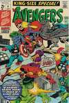 Avengers #4 comic books - cover scans photos Avengers #4 comic books - covers, picture gallery