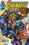 Avengers #2 comic books - cover scans photos Avengers #2 comic books - covers, picture gallery