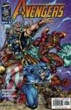 Avengers #8 comic books - cover scans photos Avengers #8 comic books - covers, picture gallery