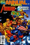 Avengers #1998 comic books - cover scans photos Avengers #1998 comic books - covers, picture gallery