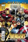Avengers comic books