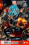 Avengers #2 comic books for sale