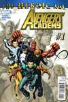 Avengers Academy #1 Comic Books - Covers, Scans, Photos  in Avengers Academy Comic Books - Covers, Scans, Gallery