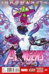 Avengers Assemble #21 comic books for sale