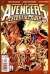 Avengers: Celestial Quest #3 comic books - cover scans photos Avengers: Celestial Quest #3 comic books - covers, picture gallery