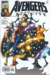 Avengers Infinity #4 comic books for sale