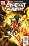 Avengers/Invaders #1 comic books - cover scans photos Avengers/Invaders #1 comic books - covers, picture gallery