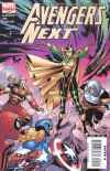 Avengers Next #5 comic books - cover scans photos Avengers Next #5 comic books - covers, picture gallery