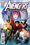 Avengers: The Children's Crusade #1 comic books - cover scans photos Avengers: The Children's Crusade #1 comic books - covers, picture gallery