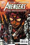 Avengers: The Initiative #17 comic books - cover scans photos Avengers: The Initiative #17 comic books - covers, picture gallery