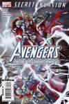 Avengers: The Initiative #18 comic books - cover scans photos Avengers: The Initiative #18 comic books - covers, picture gallery