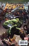 Avengers: The Initiative #5 comic books - cover scans photos Avengers: The Initiative #5 comic books - covers, picture gallery